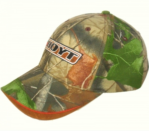 New style camo embroidery cap