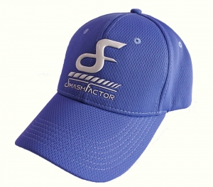 Performance mesh sports cap