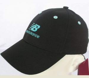 Comfortable wearing golf cap