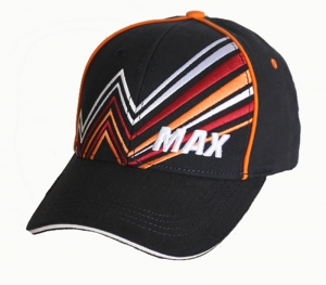 High-end baseball cap