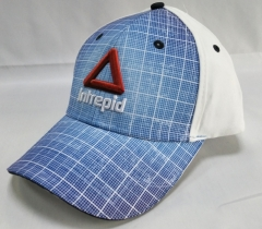 3D embroidery logo design cap hat