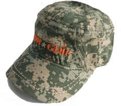 Military style 6 panel cap